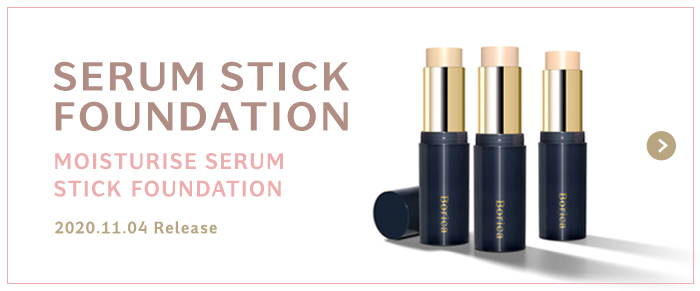 MOISTURIZE SERUM STICK FOUNDATION | キレイ、映える。